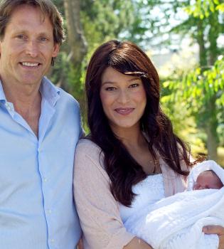 Sonia Ferrer da a luz antes de lo previsto