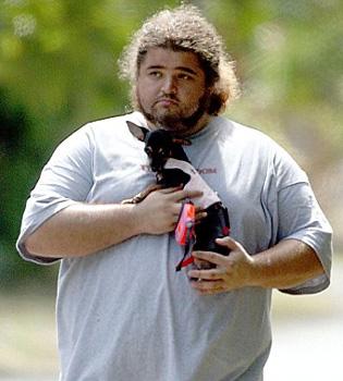 Jorge García de 'Perdidos' deprimido con la muerte de su perro