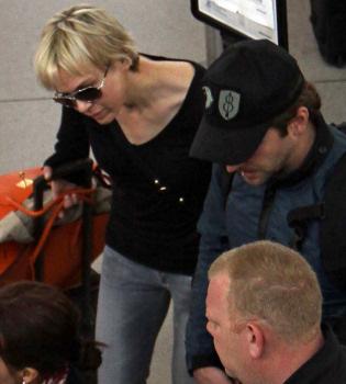 Rumores de boda entre Renée Zellweger y Bradley Cooper