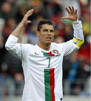 El estreno de Cristiano Ronaldo hace suspirar a las aficionadas