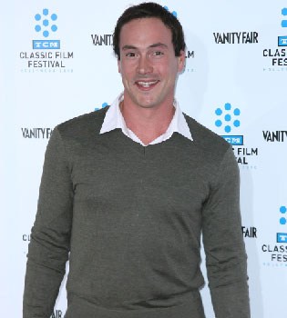 Chris Klein, de 'American Pie', arrestado por conducir borracho y drogado