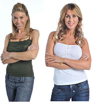 Sonia Arenas y Malena Gracia, dispuestas a liarla en 'Supervivientes'