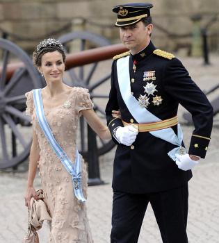 Felipe y Letizia, trasnochadores en la fiesta post-boda de Victoria de Suecia