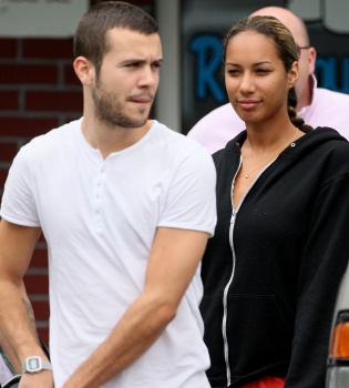 Leona Lewis termina su largo noviazgo con un electricista