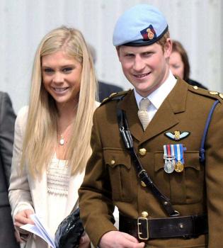 El príncipe Enrique de Inglaterra abandona definitivamente a Chelsy Davy