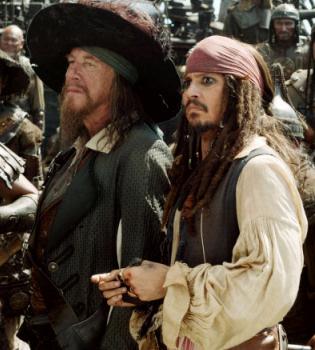 Penélope Cruz comienza el rodaje de 'Piratas del Caribe 4'