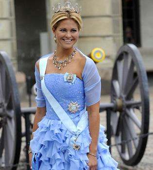 Magdalena de Suecia se lleva el disgusto de su vida
