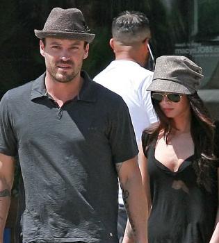 Megan Fox y Brian Austin Green se han casado en secreto