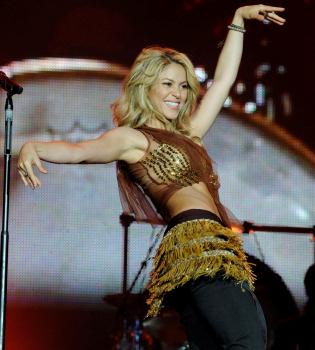 Shakira anuncia tres nuevos conciertos en España