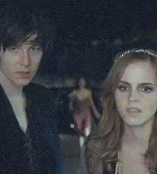 Emma Watson, protagonista del nuevo videoclip de su novio George Craig