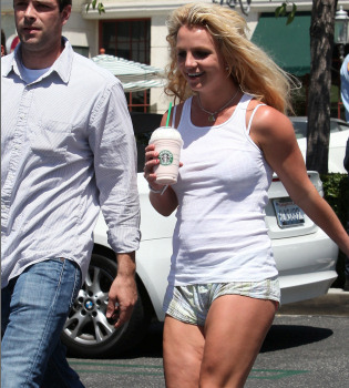 La celulitis vuelve a la vida de Britney Spears