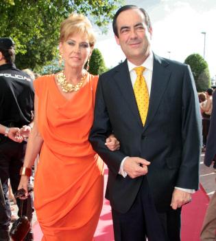 José Bono se divorcia de su esposa, Ana María Rodríguez