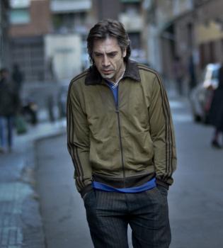 Primeras imágenes de Javier Bardem en 'Biutiful'