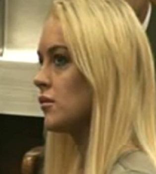 Lindsay Lohan ingresa en la cárcel para cumplir su condena