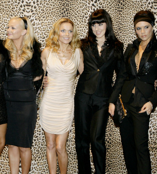 Las Spice Girls volverán a unirse en una nueva película
