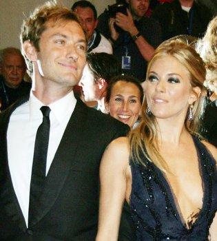 Nuevos planes de boda entre Sienna Miller y Jude Law