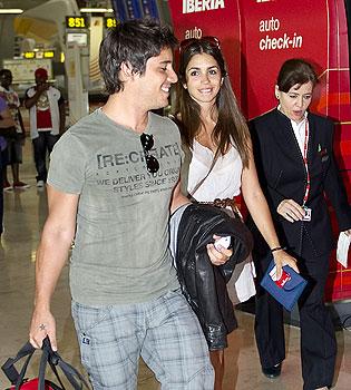 Elena Furiase, de 'El internado', dice adiós a su novio