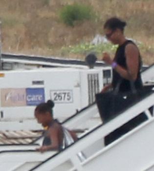 A Michelle Obama le llueven las críticas tras sus vacaciones en España