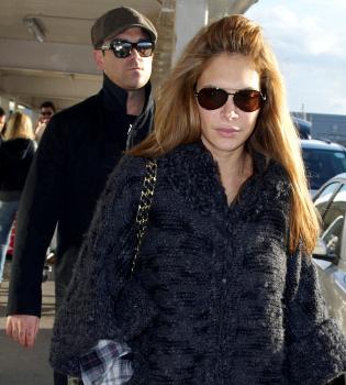 Robbie Williams y Ayda Field podrían estar esperando un hijo