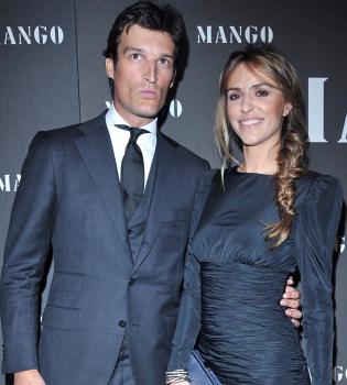 Así es la invitación de boda de Rafael Medina y Laura Vecino