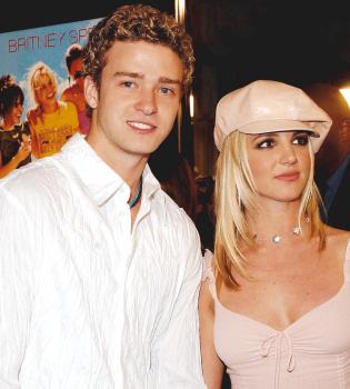 Britney Spears se pone furiosa con Justin Timberlake y pierde los papeles