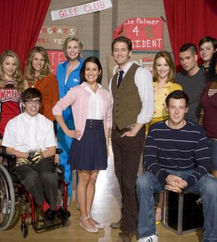 'Glee' y 'Mad Men' tienen todas las papeletas para arrasar en los Emmy