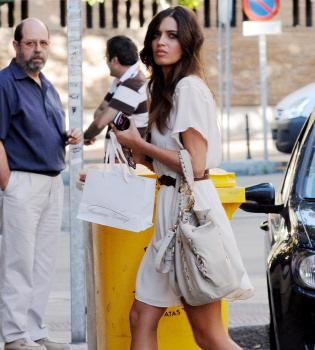 Sara Carbonero tendrá a su propia imitadora en la televisión