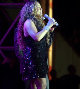 Mariah Carey con más kilos que nunca: ¿sobrepeso o embarazo?