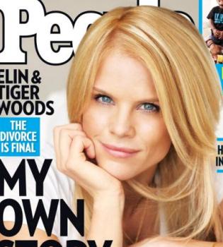 La ex mujer de Tiger Woods reconoce haber vivido un infierno