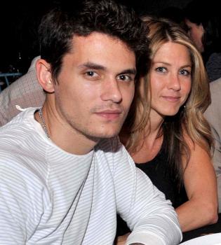 Jennifer Aniston y John Mayer se dan una tercera oportunidad