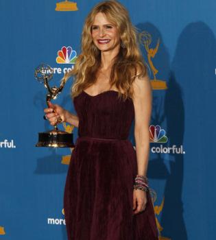 Kyra Sedgwick, de 'The Closer', la gran sorpresa de los Emmy 2010
