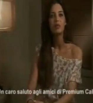 Sara Carbonero se estrena con éxito en la televisión italiana