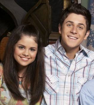 Selena Gomez y David Henrie: compañeros de trabajo y posibles novios