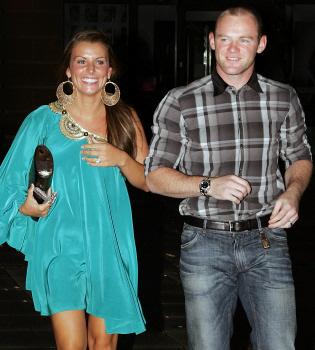 El escándalo sexual de Wayne Rooney pone en peligro su matrimonio