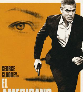 George Clooney aterriza en la cartelera con 'El americano'