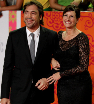 Javier Bardem disfruta de su próxima paternidad lejos de Penélope Cruz