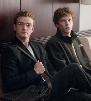 Justin Timberlake, protagonista de la película sobre Facebook
