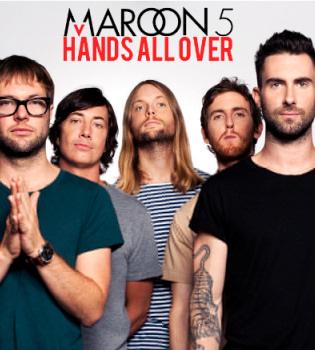 Maroon 5 regresan con el disco 'Hands All Over'
