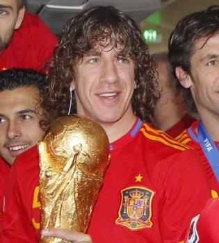 Rumores de romance entre Carles Puyol y Malena Costa