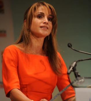Rania de Jordania, operada del corazón