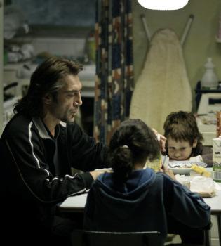 La película de Javier Bardem, 'Biutiful', elegida para los Oscar