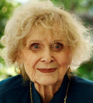 Muere la actriz de 'Titanic', Gloria Stuart