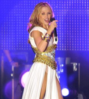 Take That y Kylie Minogue saldrán juntos de gira