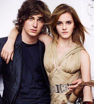 Emma Watson no tiene ningún interés en Robert Pattinson