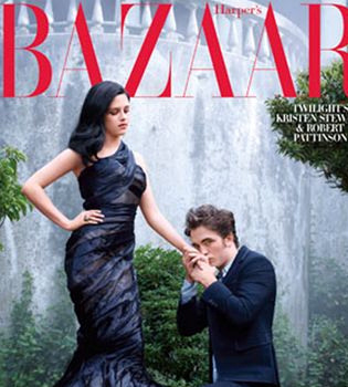 Robert Pattinson y Kristen Stewart protagonizan la mejor portada del año