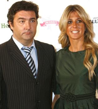 La ex mujer de Rafa Camino le denuncia por malos tratos