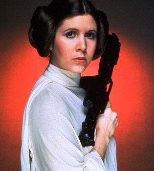 Carrie Fisher, la Princesa Leia, admite su adicción a las drogas