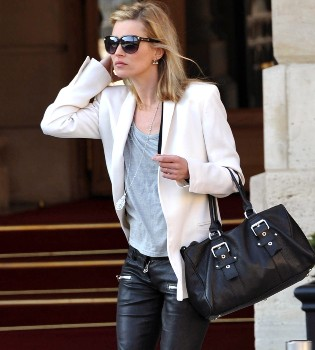 Kate Moss se casa en secreto