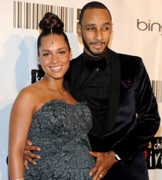 Alicia Keys da a luz a su primer hijo, Egypt