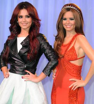 Cheryl Cole, orgullosa de su figura de cera